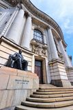 Bulgaria - Sofia University Royalty Free Stock Photo