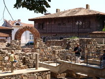 Sozopol, Bulgaria. Stock Photos