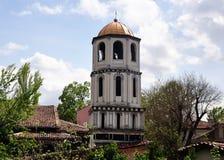 bulgaria steeple Plovdiv Fotografia Stock