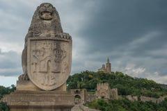 bulgaria tarnovoveliko Royaltyfria Bilder