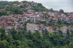 bulgaria tarnovoveliko Arkivfoto