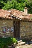 Bulgaria. Traditional handmade carpets Royalty Free Stock Photos
