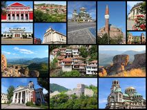 Bulgaria travel Royalty Free Stock Photos
