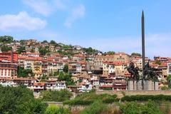 Bulgaria - Veliko Tarnovo Stock Image