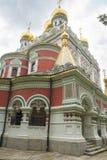 Bulgaria. The walls of the Shipka Monastery Royalty Free Stock Images