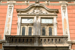 Bulgarian architecture style Stock Images