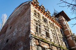Bulgarian architecture style Royalty Free Stock Images