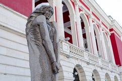 Bulgarian architecture style Royalty Free Stock Photos
