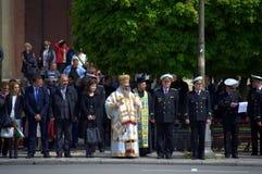 Bulgarian Army Day celebration,Varna Bulgaria Royalty Free Stock Photo