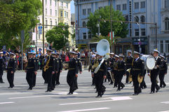 Bulgarian Army Day parade Royalty Free Stock Photography