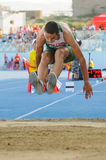 Bulgarian athlete Royalty Free Stock Images