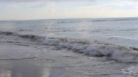 Bulgarian beach. Image was shot in Bulgaria beach stock footage