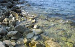 Bulgarian black sea Royalty Free Stock Images