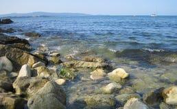 Bulgarian black sea Stock Photography