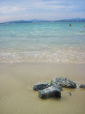 Bulgarian black sea Royalty Free Stock Photography