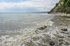 Bulgarian Black Sea coast Royalty Free Stock Photography