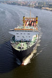 Bulgarian cargo ship GEROITE NA ODESSA Royalty Free Stock Image
