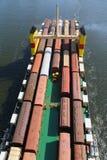 Bulgarian cargo ship GEROITE NA ODESSA Royalty Free Stock Photo