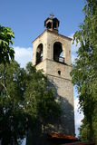 Bulgarian Church Tower. Church tower of Sveta Troitsa Church in Bansko, Bulgaria Stock Images
