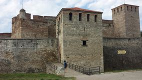 Bulgarian Castle Royalty Free Stock Image
