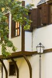 Bulgarian house. House in the old city og Plodiv in Bulgaria Stock Photo