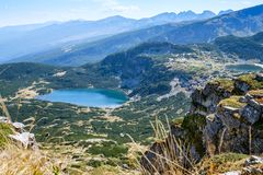 Free Bulgarian Mountain Nature Panorama 2 Royalty Free Stock Image - 90212176