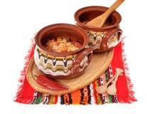 Bulgarian national dish Royalty Free Stock Photography
