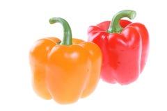 bulgarian peppargrönsaker Royaltyfria Bilder