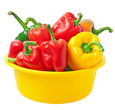 Bulgarian Pepper Royalty Free Stock Photo