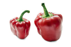 Bulgarian peppers Royalty Free Stock Photo