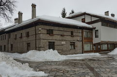 Bulgarian poet Nikola Vaptsarov house-museum Royalty Free Stock Images