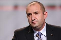 Bulgarian President-elect Rumen Radev Royalty Free Stock Photo
