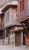 Bulgarian Revival house Royalty Free Stock Photo