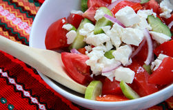 Bulgarian salad Royalty Free Stock Images