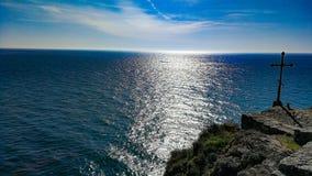 Bulgarian sea Stock Photos