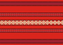 Bulgarian seamless decorative traditional national Stock Photo