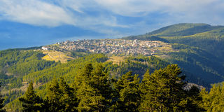 Bulgarian village Royalty Free Stock Photography