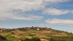 Bulgarian village. Royalty Free Stock Photography