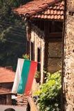 Bulgarian village Stock Image