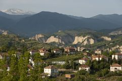 Bulgarian Village Royalty Free Stock Images