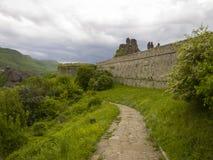 Bulgarian wonders - phenomenon of Belogradchik rocks Stock Photos