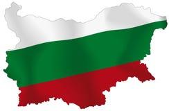 Bulgarien vektor abbildung