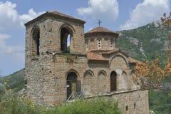 Bulgarien Asen Fortress Arkivbilder