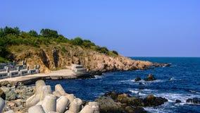 Bulgarien, Bucht von Dyuni Lizenzfreie Stockbilder