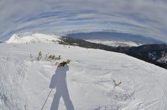 Bulgarien, im Januar 2014 Stockbild