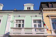 Bulgarien - list Arkivbilder