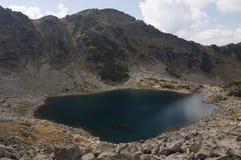 Bulgarien Rila berg arkivfoton