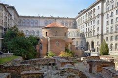 Bulgarien Sofia arkivfoton