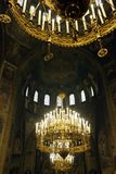 Bulgarien Sofia Alexander Nevsky Cathedral Stockfotos