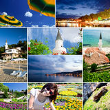 Bulgarije - Balchik Royalty-vrije Stock Afbeeldingen